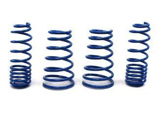 05 06 07 08 09 Ford Mustang V6 V8 S197 Lowering Springs Blue