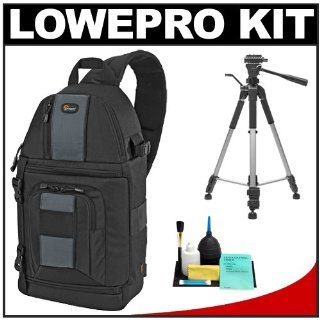 Lowepro Slingshot 202 AW Digital SLR Camera Backpack Case