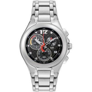 Technomarine Mens Neo Classic Black Dial Chronograph Watch
