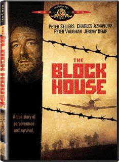 The Blockhouse: Peter Sellers, Charles Aznavour, Jeremy
