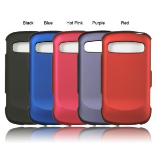 Luxmo Solid Rubber Coated Case for Samsung Admire/ R720