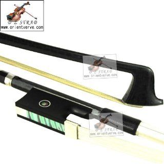 D Z Strad Violin Bow Carbon Fiber Full Size 4/4 #N206 Best