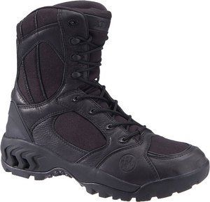 Mens Beretta Commander Boots Black, BLACK, 11.5EE Shoes