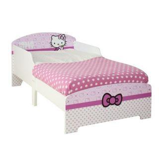 Hello Kitty   Décore ta chambre aux couleurs de ton héros ! Lit en