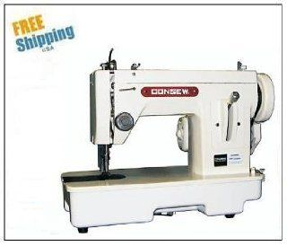 Consew CP206R Portable Walking Foot Sewing Machine Home