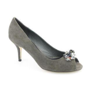 Menbur Womens Aeglos Regular Suede Dress Shoes (Size 8.5