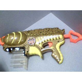 1997 Hasbro, Inc. Hasbro NERF MAX FORCE 2112 ELECTRIC EEL Dart Gun Toy