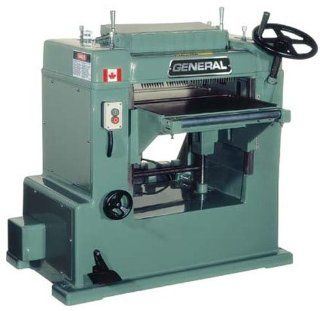General International 330 M3 20 Inch Single Surface Planer 5HP 3/230