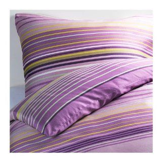 3pc Queen Duvet Covers Stripe, Cotton Lyocell 207 TC