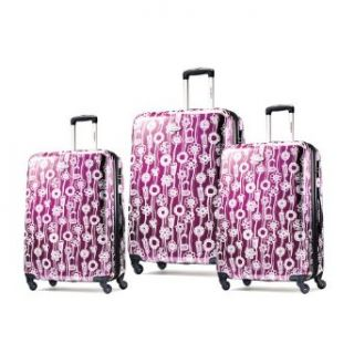 Samsonite Fashionaire 3 Piece Spinner Nest Luggage, Purple