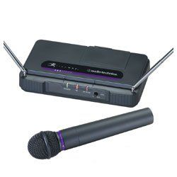 Audio Technica ATW 202 T2 Wireless VHF Microphone System