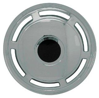 CCI IWC202 15C 15 Inch Clip On Chrome Finish Hubcaps   Pack of 4