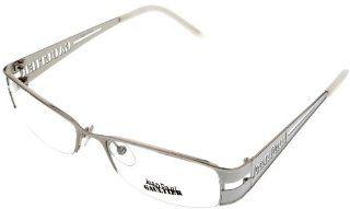 Jean Paul Gaultier Eyeglasses Womens SJP092 528 Silver