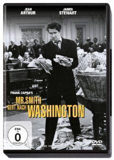 Mr. Smith Goes to Washington James Stewart, Jean Arthur