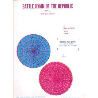 Music Battle Hymn Of The Republic Julia W. Howe 208: Everything Else