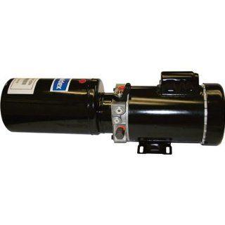 Haldex 1 HP 115/208 230 Volt AC Hydraulic Power Unit, Basic, Model