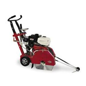 MK Diamond Products MK 1613H Walk Behind Concrete Saw, 12/16 In, 2 gal.