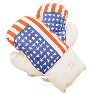 Defender USA 12 ounce Boxing Gloves