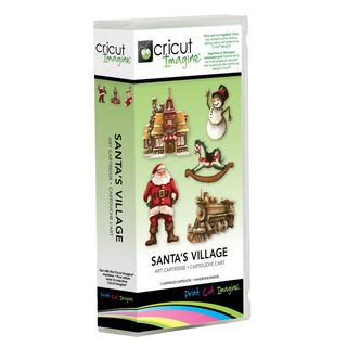 Cricut Santas Village Cartridge