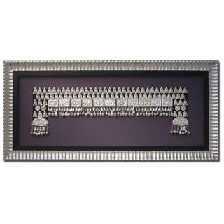 One Hundred Buddha Belt Shadow Box (China)