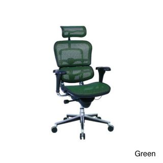 Integrity Seating Ergonomic Mesh Executive Office Chair