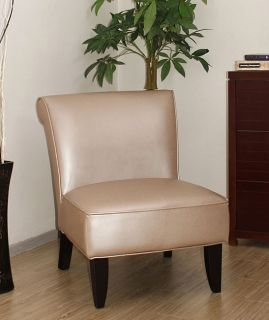 Garland Pearl Leather Chair