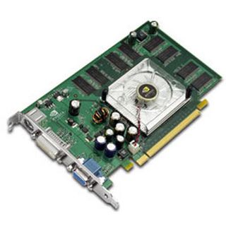 HP 365889 002 128MB Nvidia Quadro FX540 Video Card (Refurbished