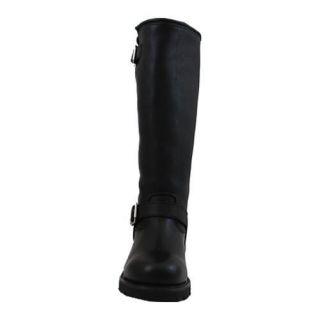 Mens AdTec 1443 Engineer Boots 16in Black