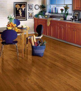 Bruce C211 Manchester Gunstock 2 1/4 Oak Hardwood Flooring