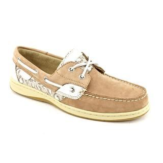 Sperry Top Sider Womens Bluefish Leather Casual Shoes (Size 9