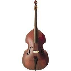 Florea Recital II Double Bass Outfit 3/4 Size: Musical