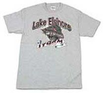 Minor League Baseball   Lake Elsinore Storm T Shirt (Adult