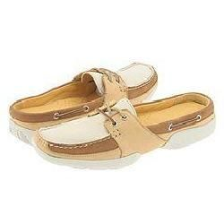 Sperry Top Sider Town And Top Side Mule Bone/Camel/Wheat