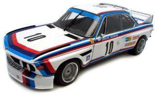 AUTOart 1/18 Dieter Quester/Toine Hezemans #10 BMW 3.0 CSL