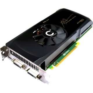 PNY VCGGTX560TXPB OC2 GeForce GTX 560 Ti Graphics Card   900 MHz Core