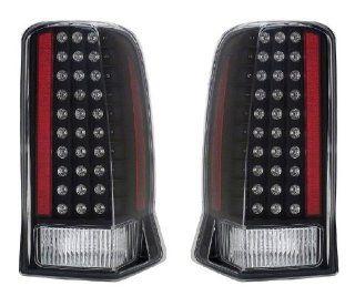 CADILLAC ESCALADE 02 06/ ESCALADE ESV 03 06 LED TAIL LIGHT BLACK (W/O