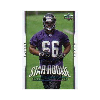 Upper Deck Exclusive Edition Rookies #208 Ben Grubbs Collectibles