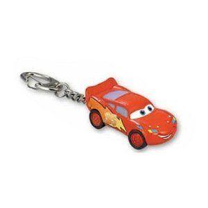 Disney Cars Liqhtining Mcqueen Car Figural Key Ring