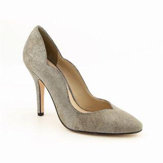 Joan & David Dabanas Womens Grey Pump Shoes (Size 6.5)