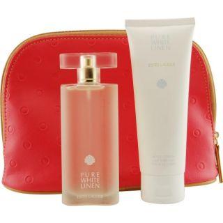 Estee Lauder Pure White Linen Womens Three piece Fragrance Set
