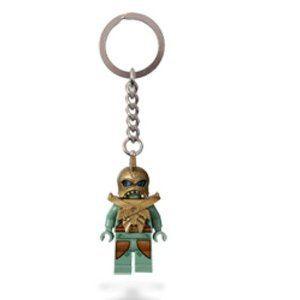 LEGO Atlantis Portal Emperor Key Chain Toys & Games