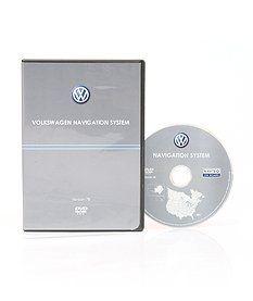 Volkswagen Touareg, EOS, Golf, GTI, R32 In Dash Navigation