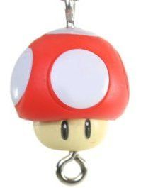 Nintendo New Super Mario Bros. Power Mushroom Charm