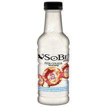 SoBe Smooth Pina Colada Drink   20 Fl. Oz. Bottles (Pack of 12