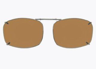 Cocoons Clip On Sunglasses Style Rectangle 7 52; Color