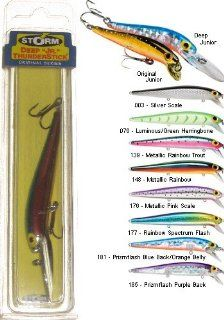 Storm 5 Deep Diving Thunderstick   Rainbow Trout Sports