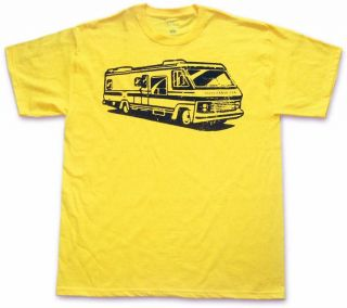 Mens Cotton House of Wheels Print T shirt
