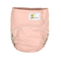 OsoCozy All In One Cloth Diaper Ver 2.0 (Small, Pink
