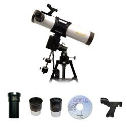 Galileo 1100mm x102mm Motorized Equatorial Mount Telescope