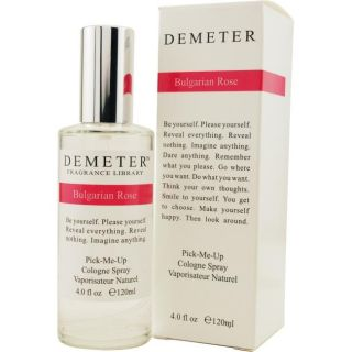 Demeter Bulgarian Rose Womens 4 ounce Cologne Spray Today: $22.99 4